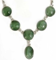 Cat's Eye Jade Necklaces