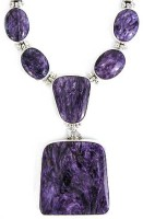 Charoite Necklaces